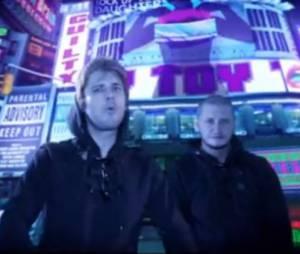 Seth Gueko et Orelsan dans Lève les draps, un clip façon jeu vidéo