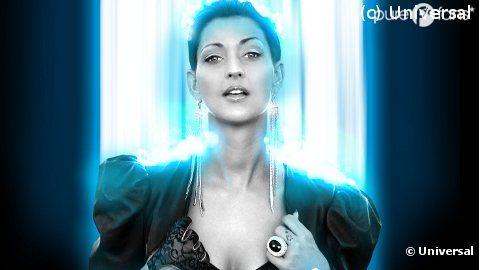 Sheryfa Luna s'est fait récalée du jury de Popstars