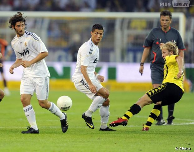 Dortmund a eu chaud face au Real Madrid