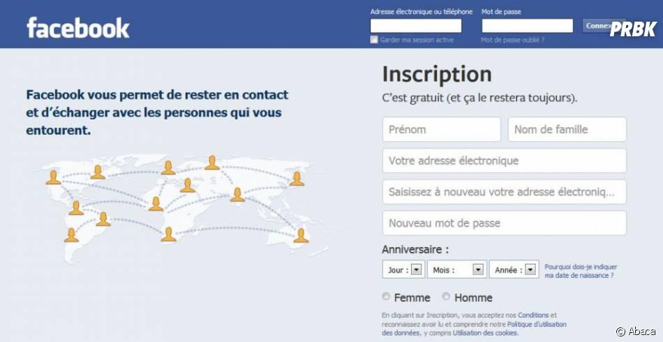 Sur Facebook, les contenus se partagent de manière très rapides