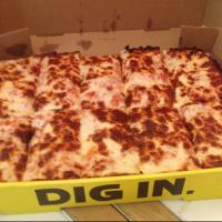 Votre rupture ? Dites-le avec une pizza !