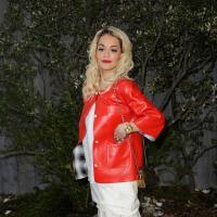 Rita Ora : en couple avec Calvin Harris ?