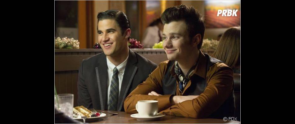 Plusieurs fins possibles pour le duo dans Glee