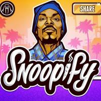 Snoop Dogg : customisez vos photos avec Snoopify, l'application planante du chanteur