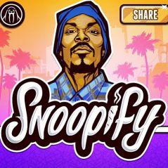 Snoop Dogg : customisez vos photos avec Snoopify, l'application planante du chanteur