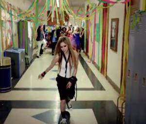 Avril Lavigne a le syndrome de Peter Pan