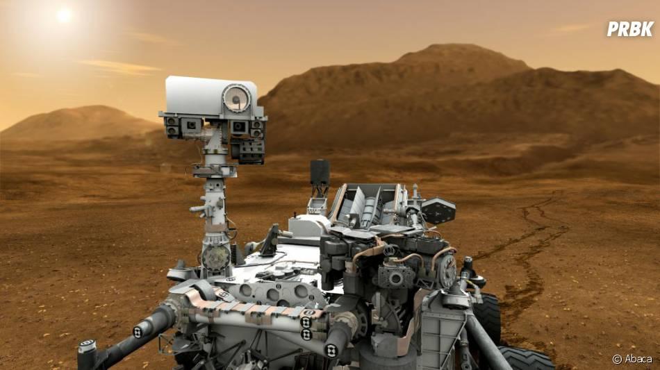 Une émission de télé-réalité sur Mars