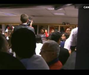 Altercation entre Zlatan Ibrahimovic et Leonardo dans les vestiaires après le sacre du PSG