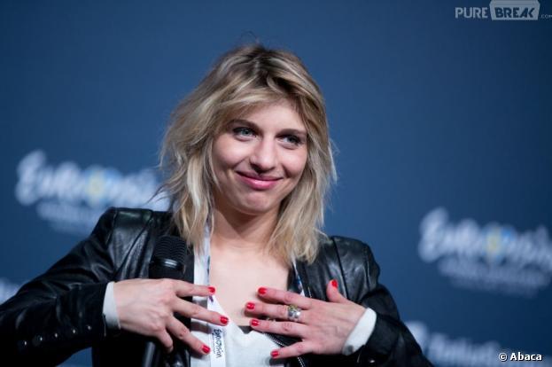 Amandine Bourgeois doit perdre l'Eurovision 2013