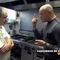 """Cauchemar en cuisine - Philippe Etchebest : """"Cette émission, je m'y prépare comme pour un match"""""""