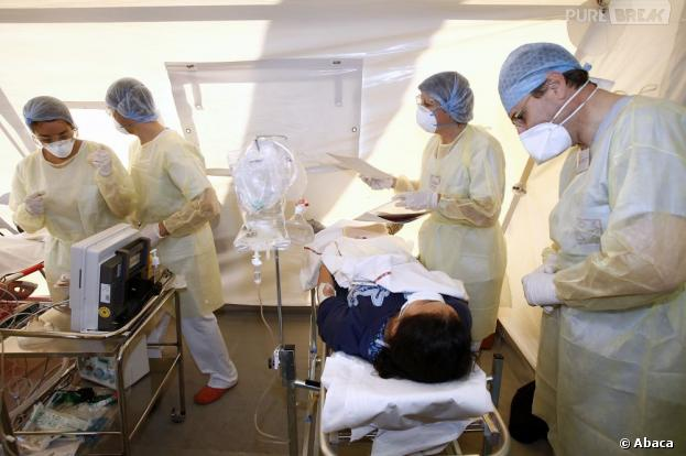 Les deux cas français touchés par le coronavirus sont dans un état critique