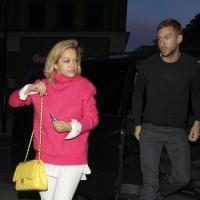 Rita Ora et Calvin Harris en couple : première sortie officielle pour une soirée Daft Punk