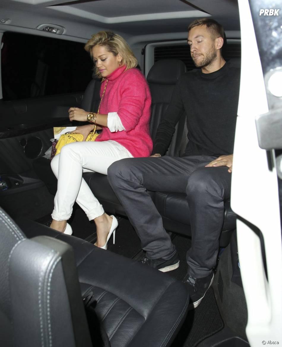 Rita Ora et Calvin Harris, un couple fait pour durer ?