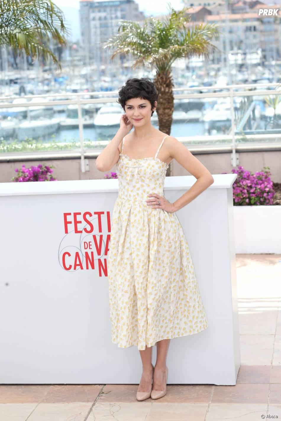 Audrey Tautou est la maîtresse de cérémonie du festival de Cannes 2013