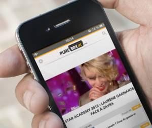 PureBreak à télécharger dès maintenant sur iPhone et Android