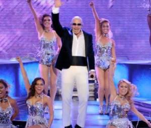 Le mini-remix de Pitbull du titre Get Lucky des Daft Punk
