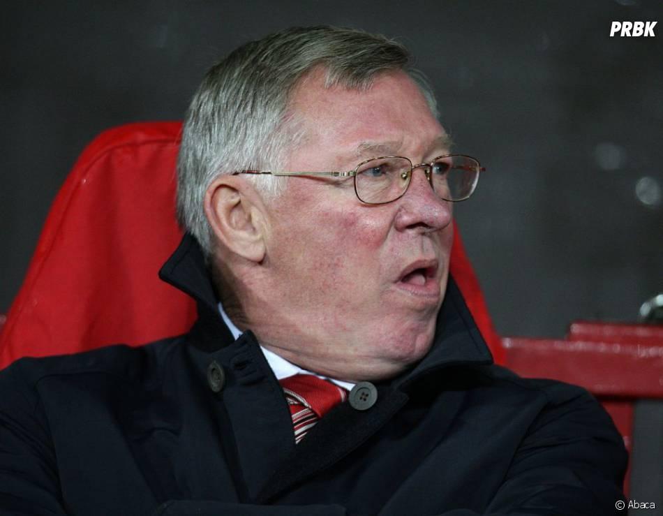 Alex Ferguson a dû macher des milliers de chewing-gums avec MU