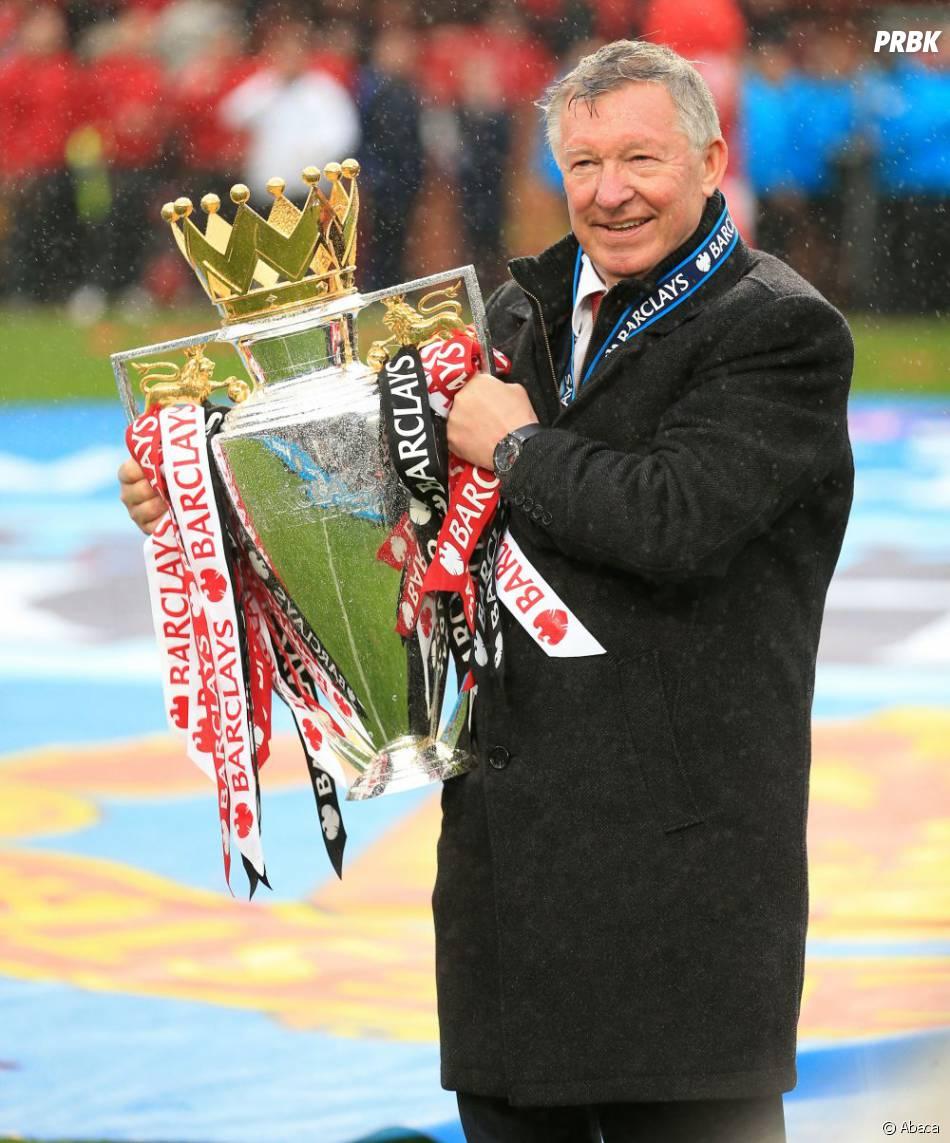 Alex Ferguson prend sa retraite