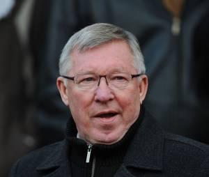 Alex Ferguson est l'entraîneur mythique de Manchester United