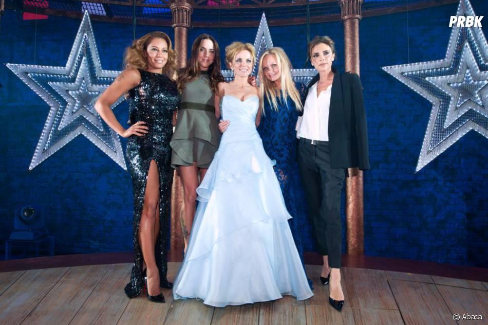 La chanson des Spice Girls a été dévoilée sur Youtube