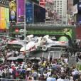 Un X-Wing géant