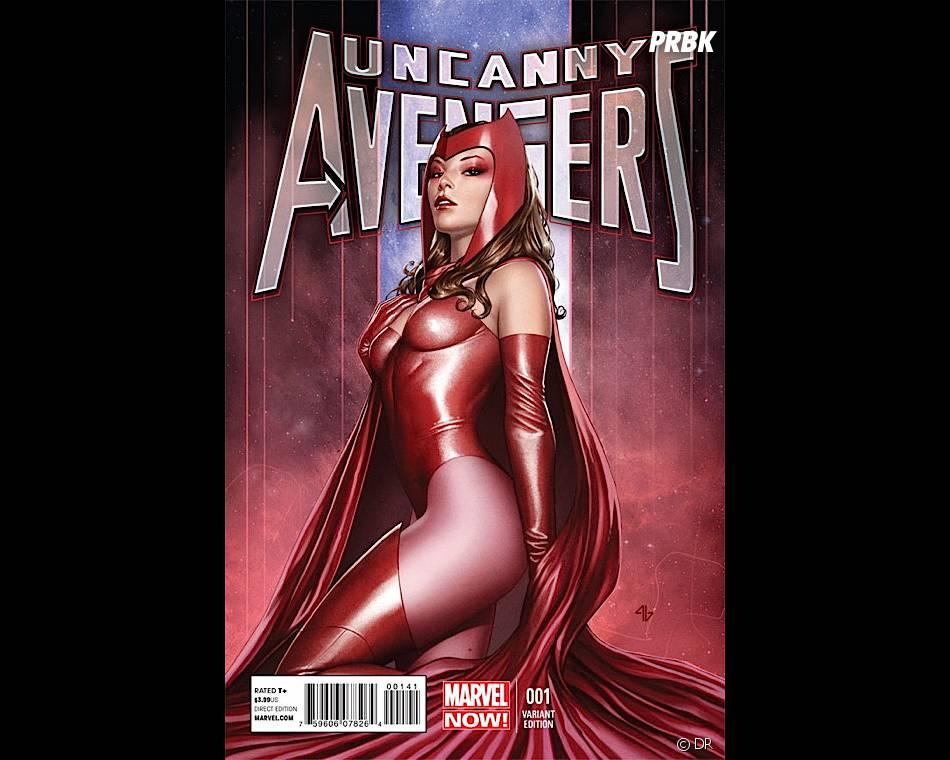 Scarlet Witch va-t-elle apparaitre dans X-Men Days of Future Past ?
