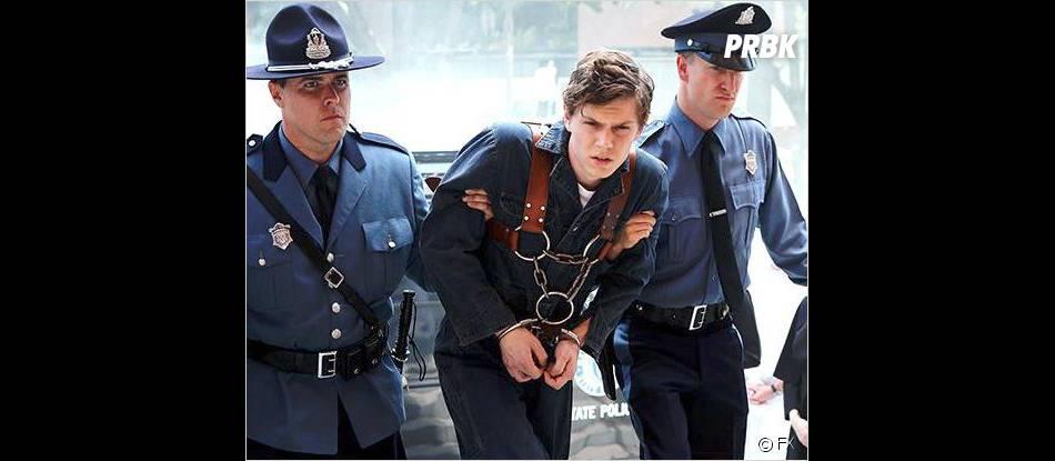 Evan Peters va-t-il jouer dans les deux films ?
