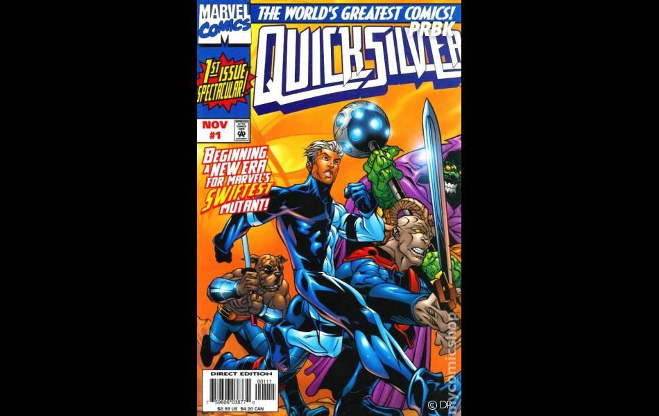 Quicksilver débarque dans X-Men Days of Future Past