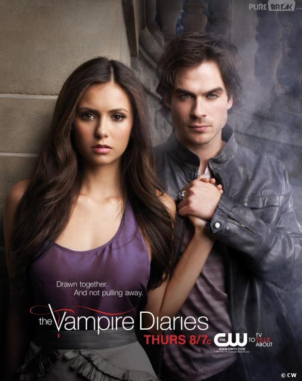 Le Delena enfin heureux dans The Vampire Diaries