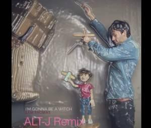 """Sam Thomas - """"I'm Gonna Be A Witch"""" (Alt-J Remix)"""