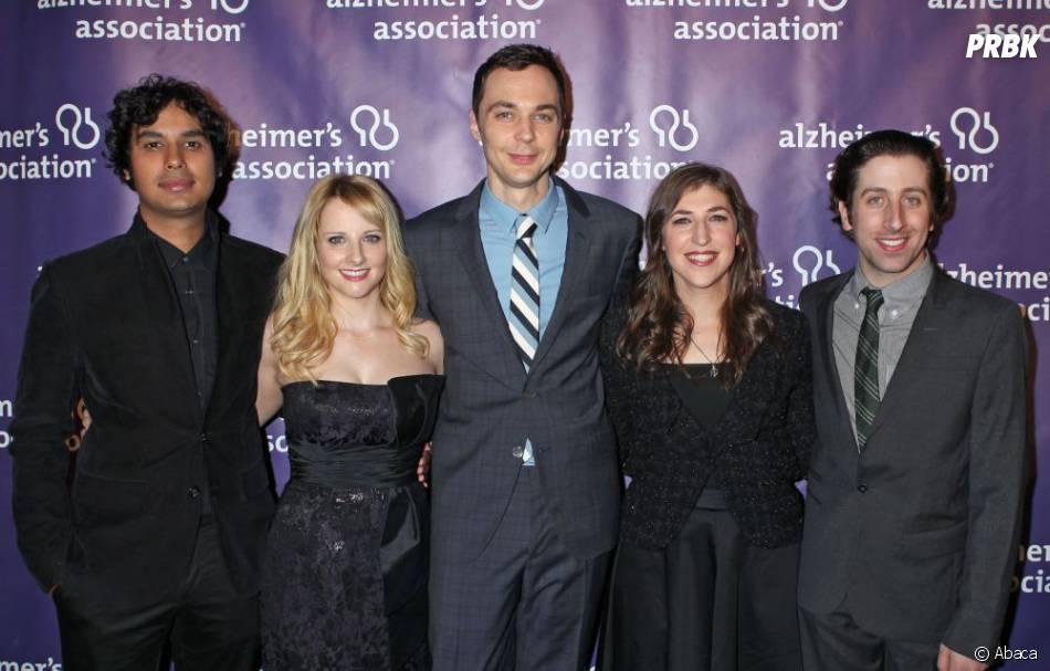 Mayim Bialik peut compter sur le soutien de ses partenaires de The Big Bang Theory