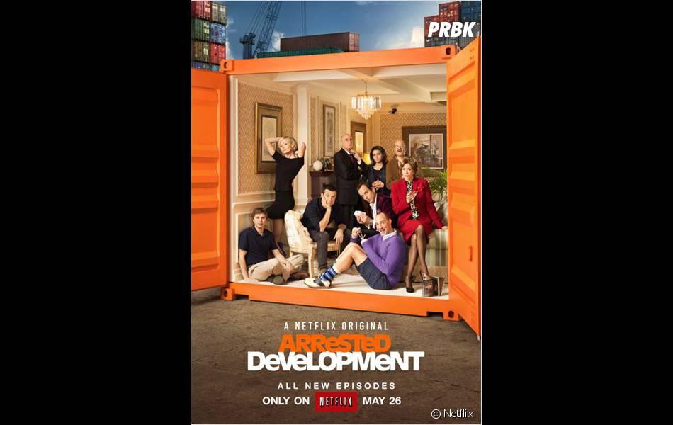 Netflix peut voir l'avenir sereinement avec Arrested Development