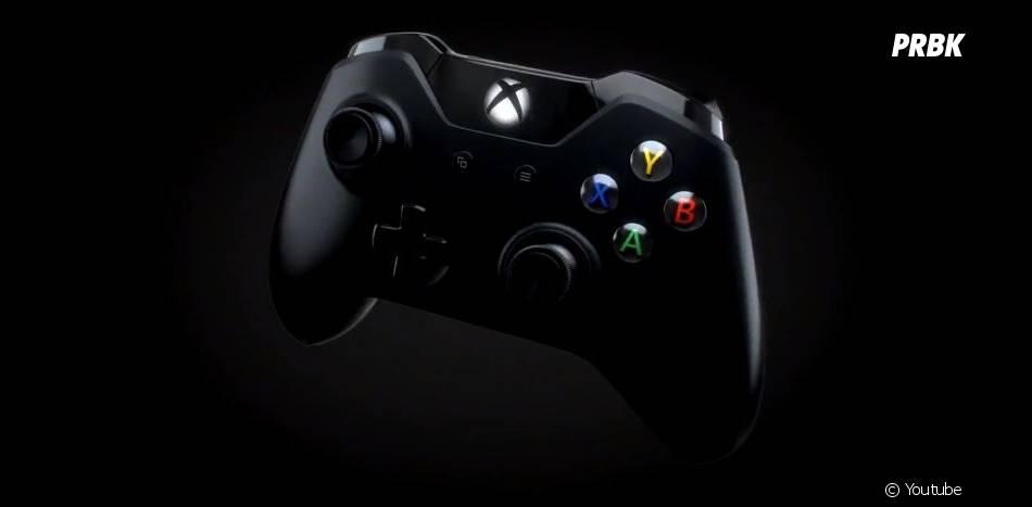 La manette de la Xbox One est équipée de moteurs au niveau des gâchettes