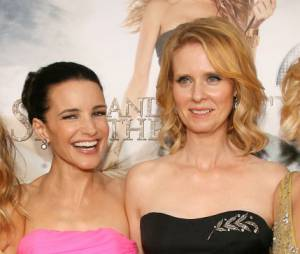 Cynthia Nixon pourrait ne pas jouer dans un possible 3ème film de Sex and The City