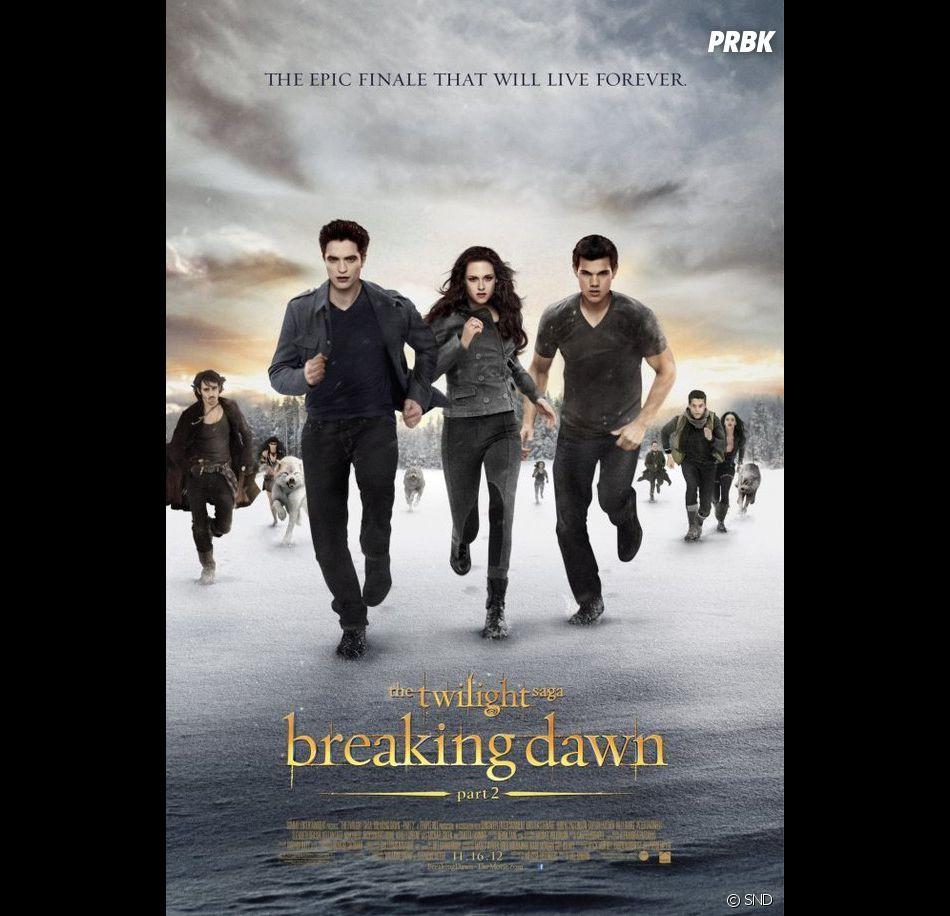 Twilight attaqué par une parodie