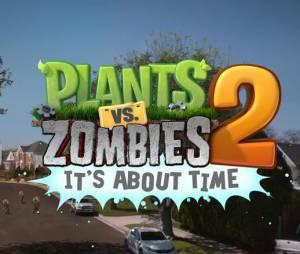 Le premier trailer de Plants VS Zombies 2 sur iOS