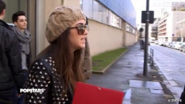 Gros coup de gueule de Lina dans Popstars 2013 face au jury.
