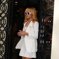 Rihanna en France : polémique à Montpellier pendant qu'elle joue les touristes à Paris