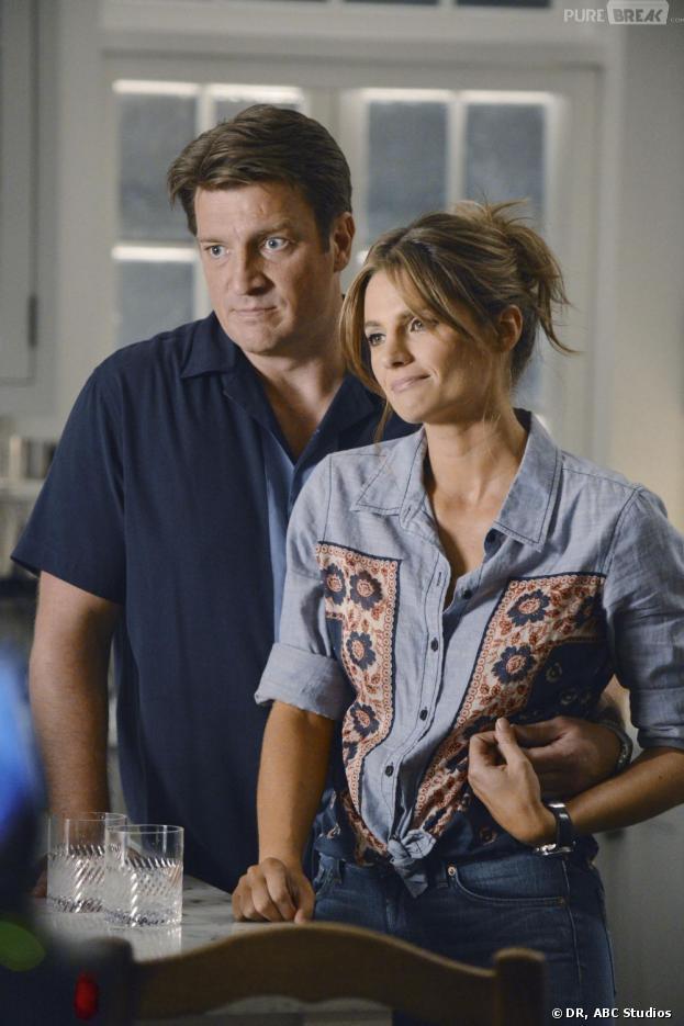 Castle saison 6 : de nouveaux moments importants pour Rick et Kate