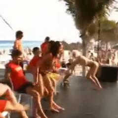 Les Marseillais à Cancun : Thibault privé d'un concours de booty shake sexy