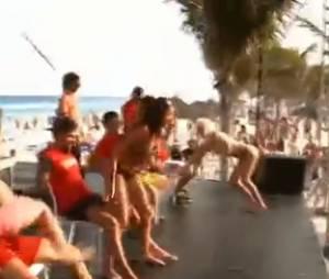 Pas de Booty Shake pour Thibault dans Les Marseillais à Cancun
