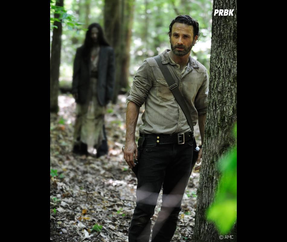 The Walking Dead saison 4 : de nouveaux personnages vont débarquer