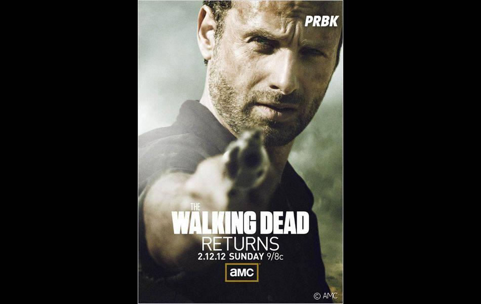 The Walking Dead saison 4 : nouveaux survivants = nouveaux dangers pour Rick ?