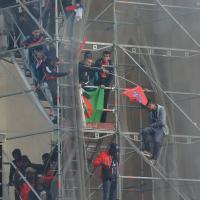 PSG : prison ferme pour certains ultras du Trocadéro