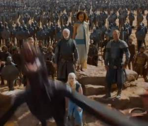 Game of Thrones saison 3 : que prépare Daenerys dans le final avec ses dragons ?
