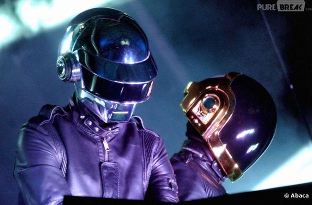 Les Daft Punk ne sortent jamais en public sans leurs casques