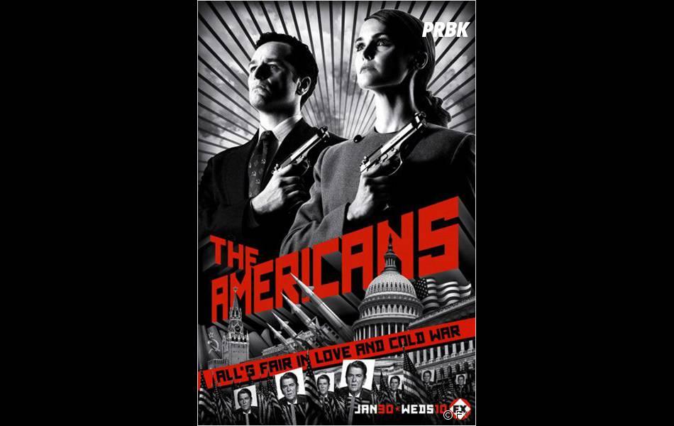 Critics Choice Television Awards :The Americans déçoit