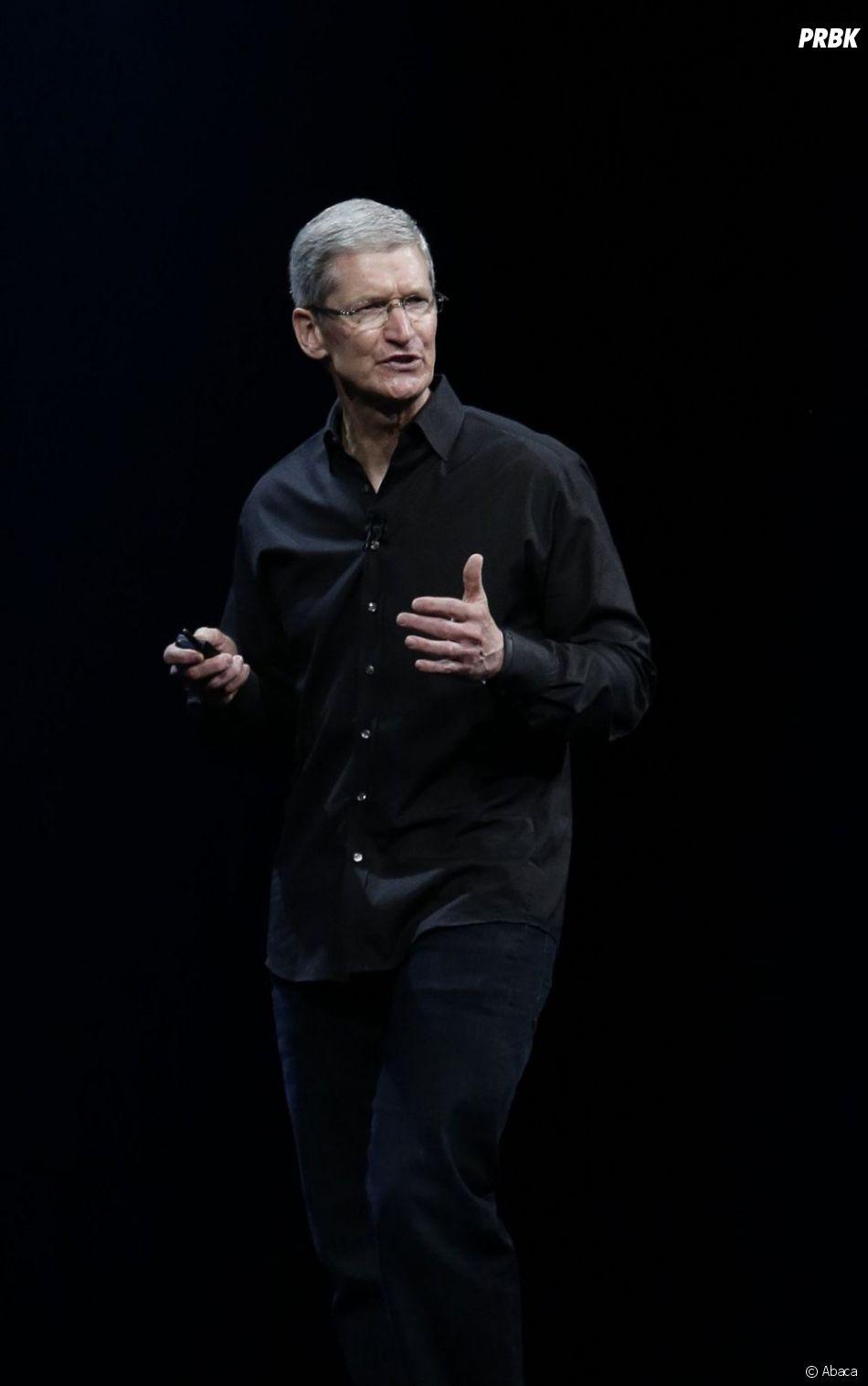 Tim Cook, le PDG d'Apple, a présenté la keynote d'Apple de juin 2013