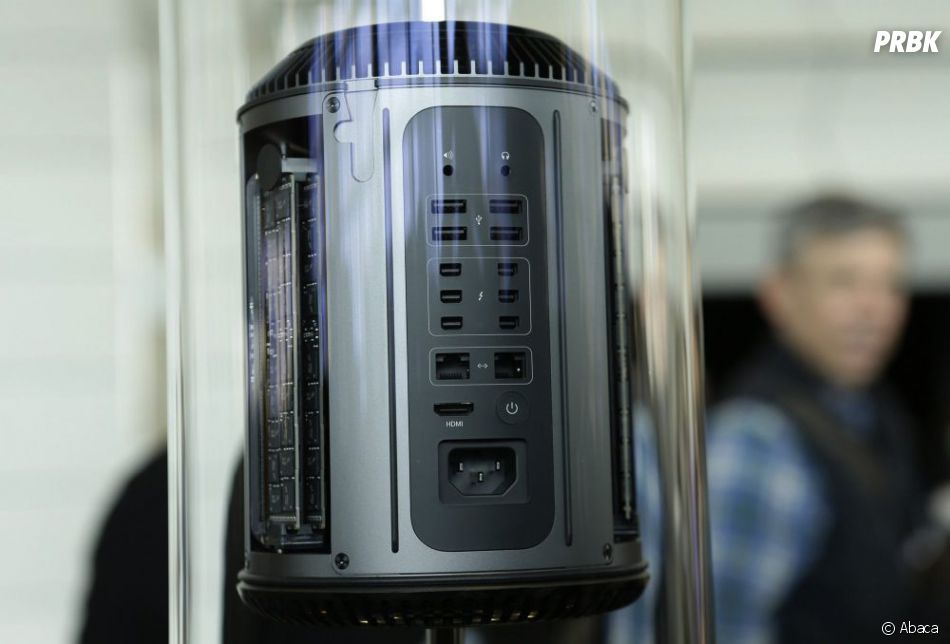 Apple : le nouveau Mac Pro sortira à la fin de l'année 2013