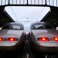 Grève SNCF juin 2013 : 4 trains sur 10 prévus pour les TGV et TER